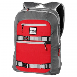 Plecak Head Streeat Backpack Grey/Red