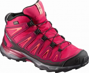 Buty Salomon X-Ultra Mid GTX J Virtual Pink 398651