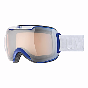 Gogle Uvex Downhill 2000 VLM Cobaltblue Mat Mirror Silver