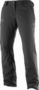 Spodnie Salomon Icemania Pant W Black
