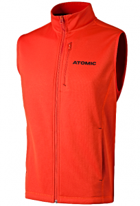 Kamizelka Atomic Alps Fleece Vest Bright Red
