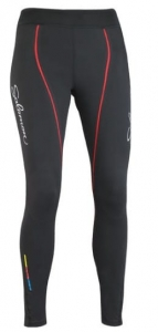 Getry SALOMON Equipe III Tight W Black/Matador-X