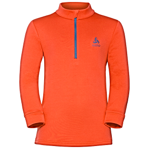 Bluza ODLO Snowbird Kids Orange