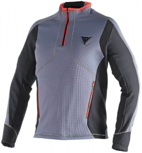 Bluza DAINESE Drago Sweater Grey/Light Red