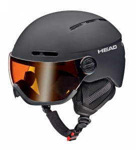 Kask Head Knight Black 2018