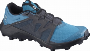 Buty Salomon  WILDCROSS Fjord Blue 411056