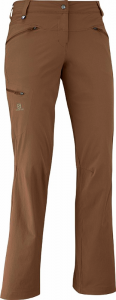 Spodnie SALOMON Wayfarer Pant W Brown