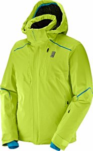 Kurtka Salomon Whitelight JKT M Acid Lime