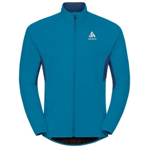 Kurtka Odlo Jacket Aeolus Element Warm Blue