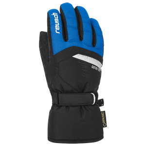 Rękawice Reusch BOLT GTX Junior Black/Blue