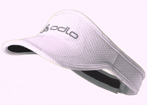 Daszek ODLO Cap Visor Speed White