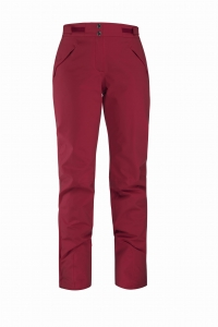 Spodnie HEAD Gisele Pants W Burgundy 2019