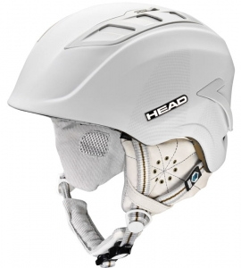 Kask Head Grace White