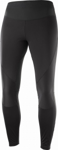 Getry Salomon Agile Softshell Tight W Black