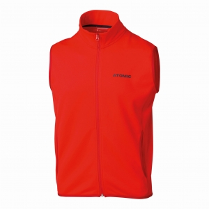 Kamizelka Atomic Alps Vest Bright Red