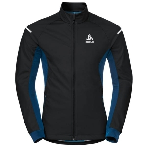 Kurtka Odlo Jacket Aeolus Warm Black