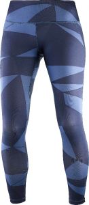 GETRY SALOMON AGILE LONG TIGHT W Night Sky