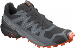 Buty Salomon Speedcross 5 BUTY Black/Stormy Weather 411166