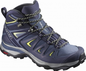 Buty Salomon X Ultra 3 Mid GTX W Crown Blue