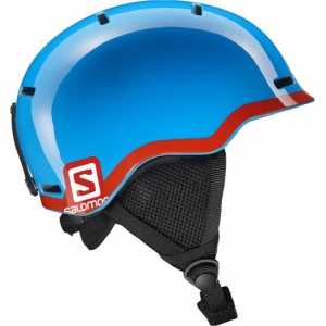 Kask Salomon Grom Blue/Red