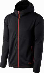 Bluza Atomic Alps Fleece Hoody Black