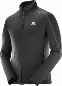 Bluza SALOMON ATLANTIS FZ M Black