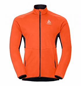 Kurtka Odlo Jacket Softshell Stryn Orange