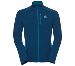 Bluza ODLO Midlayer Carve Warm Full Zip