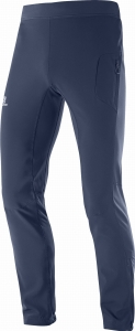 Spodnie Salomon RS Warm Softshell Pant M Night Sky