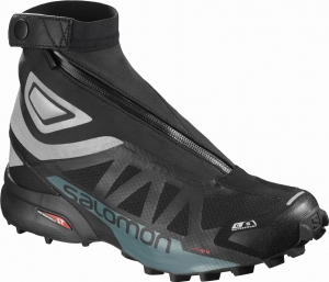 Buty Salomon Snowcross 2 Cswp Black 404704