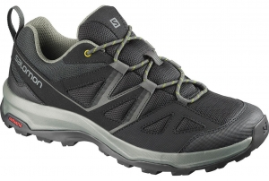 Buty Salomon Impala Black Peat Golden Palm 410096