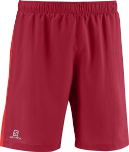 Spodenki SALOMON PARK 2IN1 SHORT M Victory Red