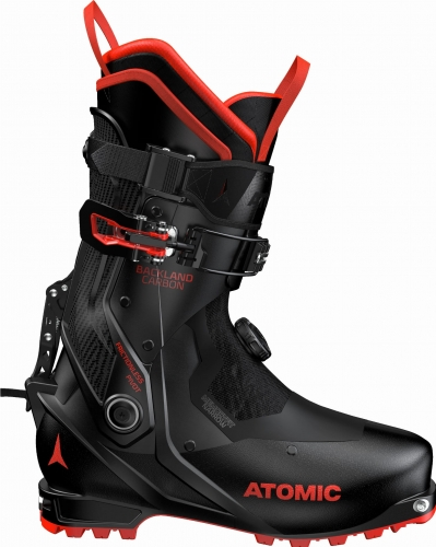 Buty Atomic Backland Carbon BlackRed 2020
