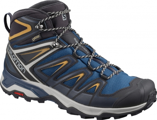 Buty Salomon X Ultra 3 Mid GTX Sargasso Sea 408141