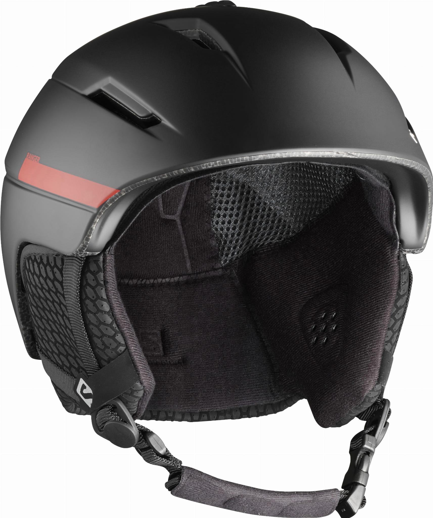 Kask Salomon Ranger2 BlackRed Accent