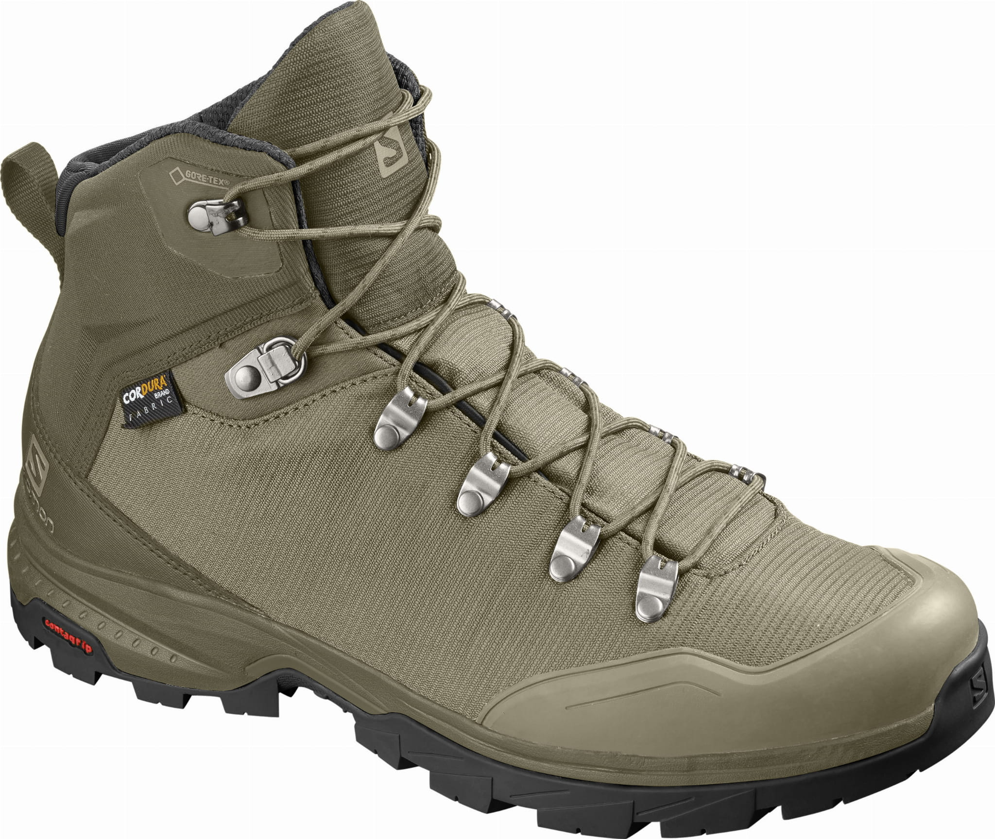 Buty Salomon OUTback 500 GTX Burnt OlivMermaid