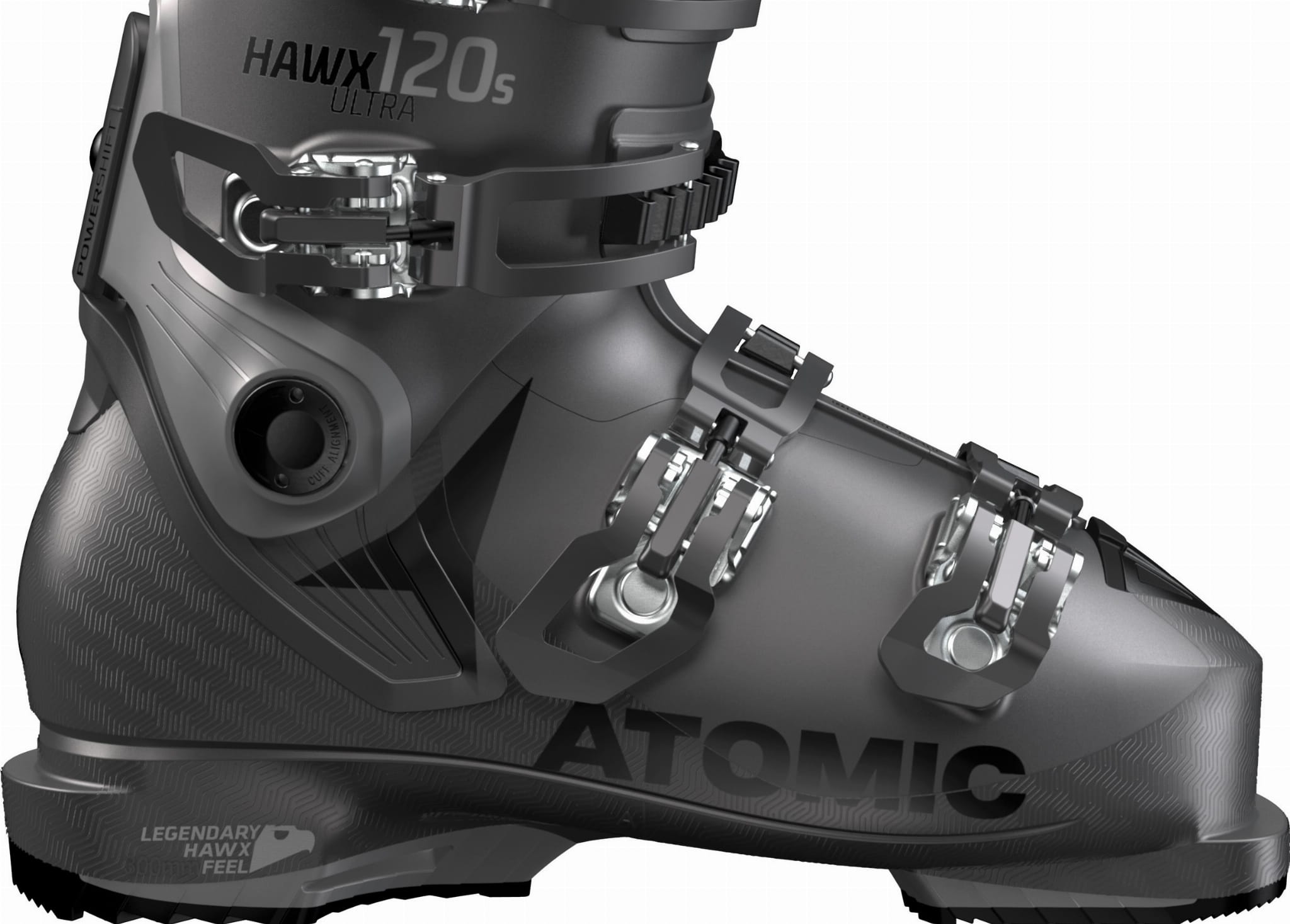 timeless design b3fa6 573d0 Buty Atomic Hawx Ultra 120 S Anthracite 2019