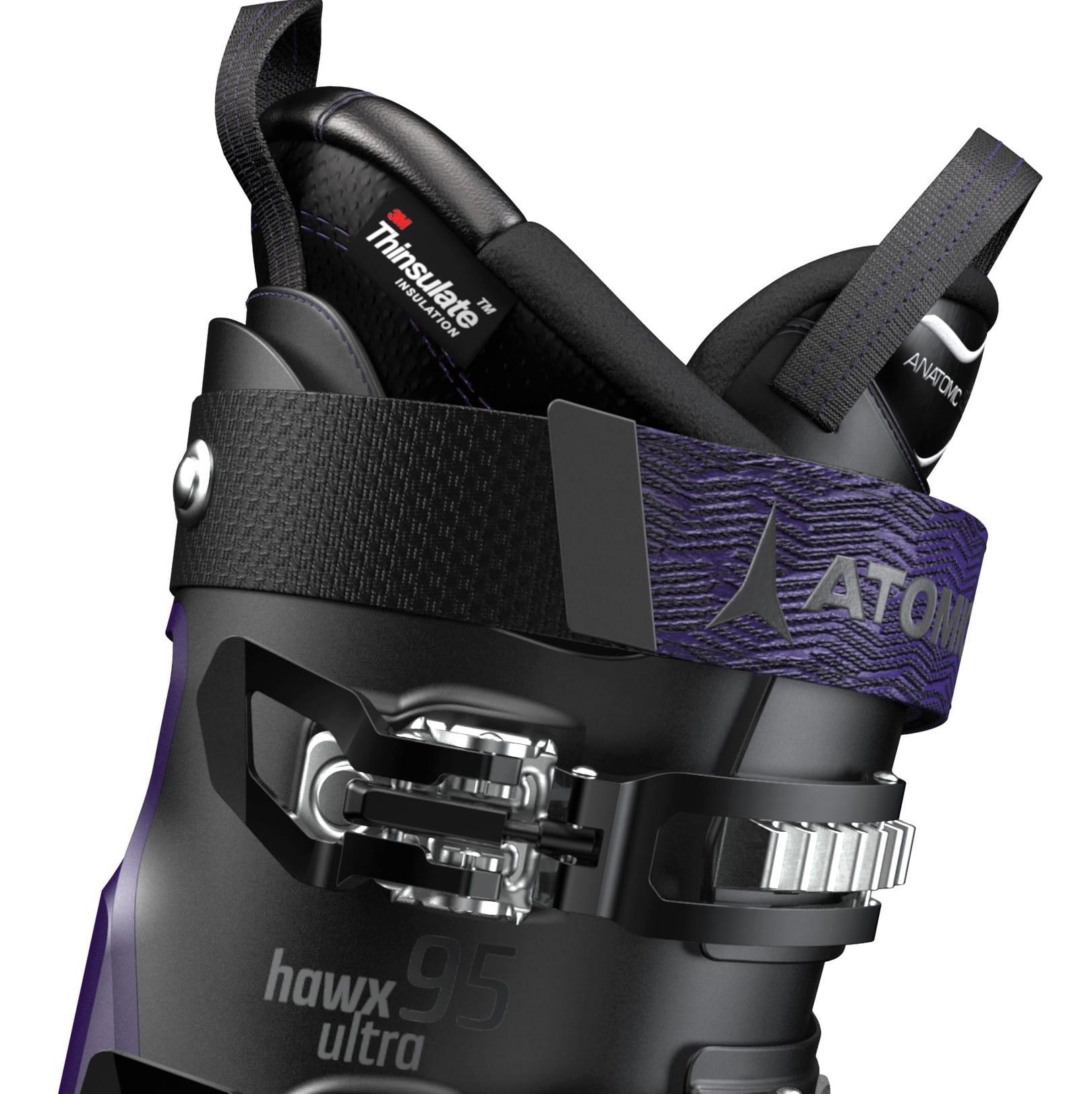 sale retailer 59fed aa307 Buty Atomic Hawx Ultra 95 W Black 2019
