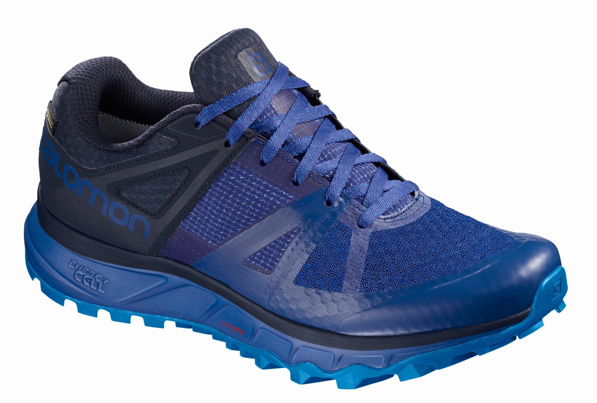 Buty Salomon Trailster GTX Maz Blue 404883