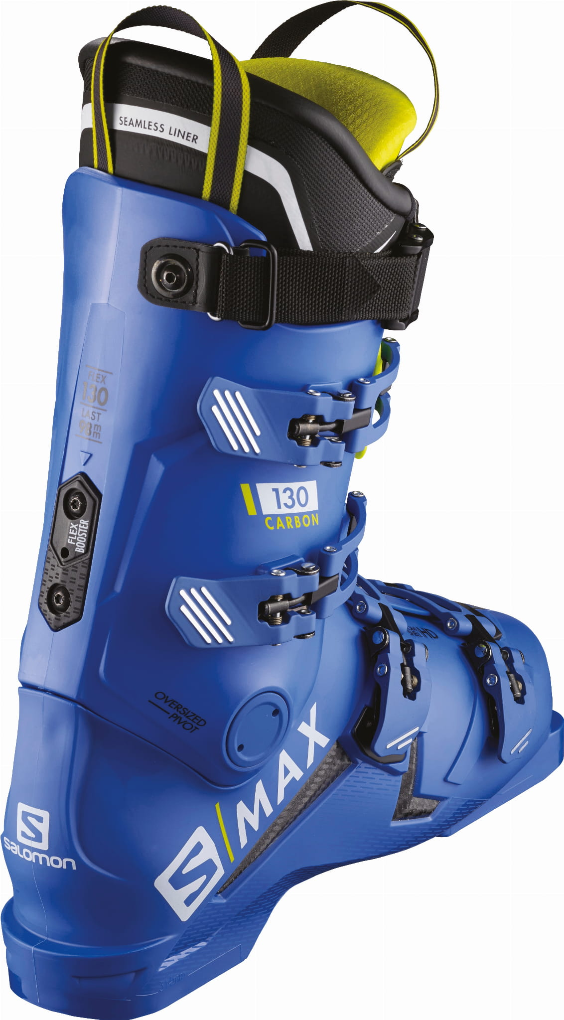 Buty narciarskie Salomon SMAX Carbon 130
