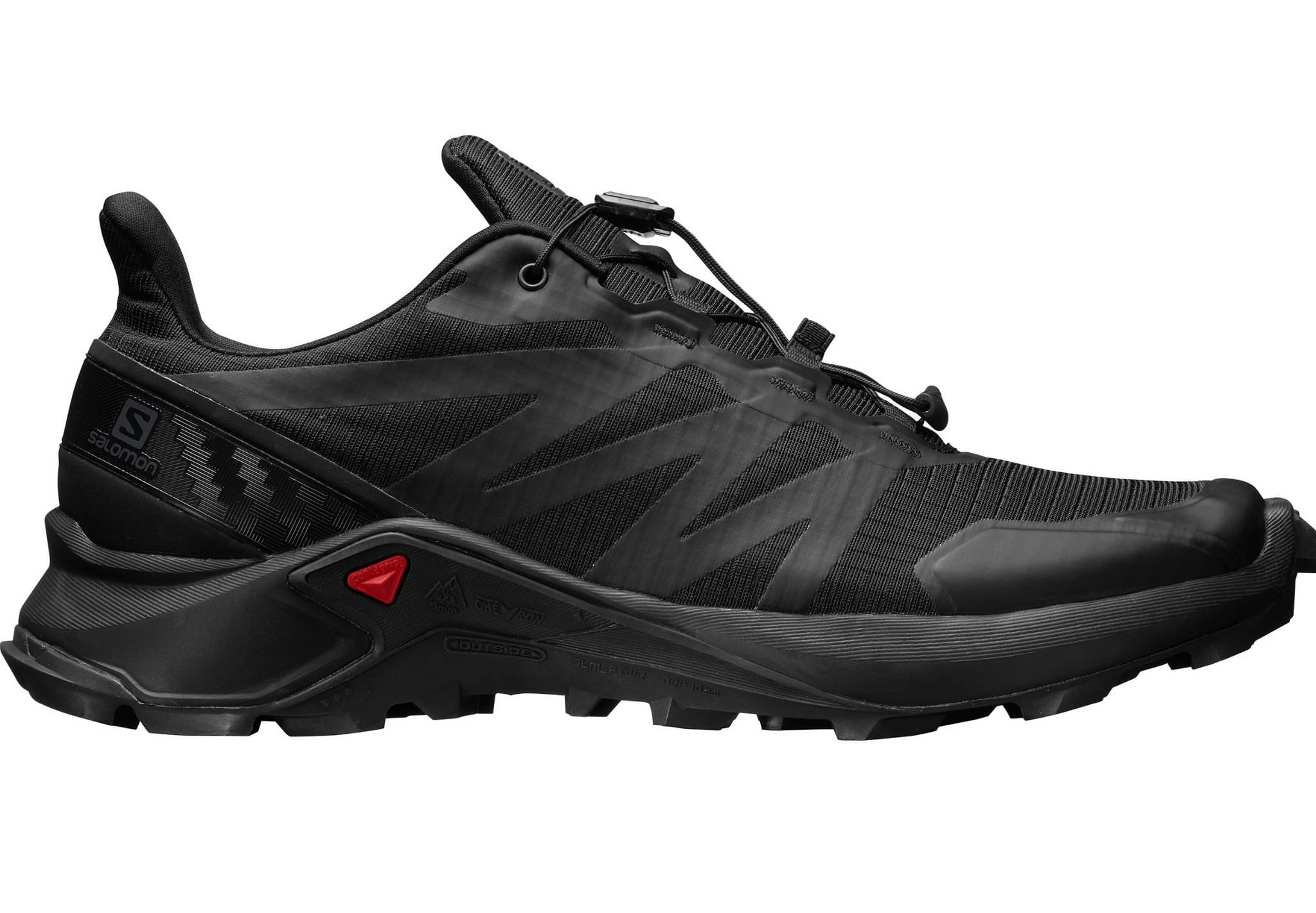 Buty Salomon Supercross Black 409300