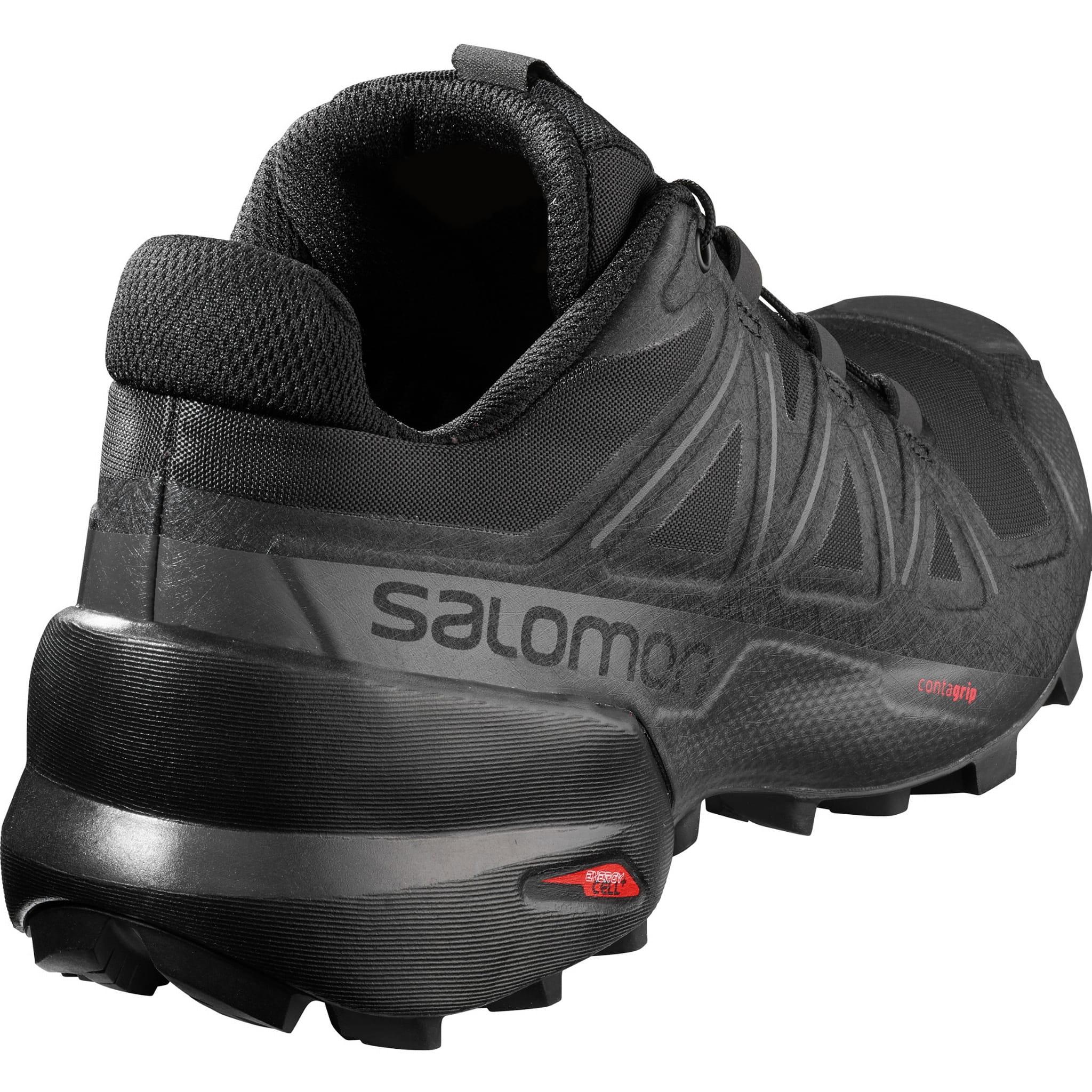 Buty Salomon Speedcross 5 W Black 406849