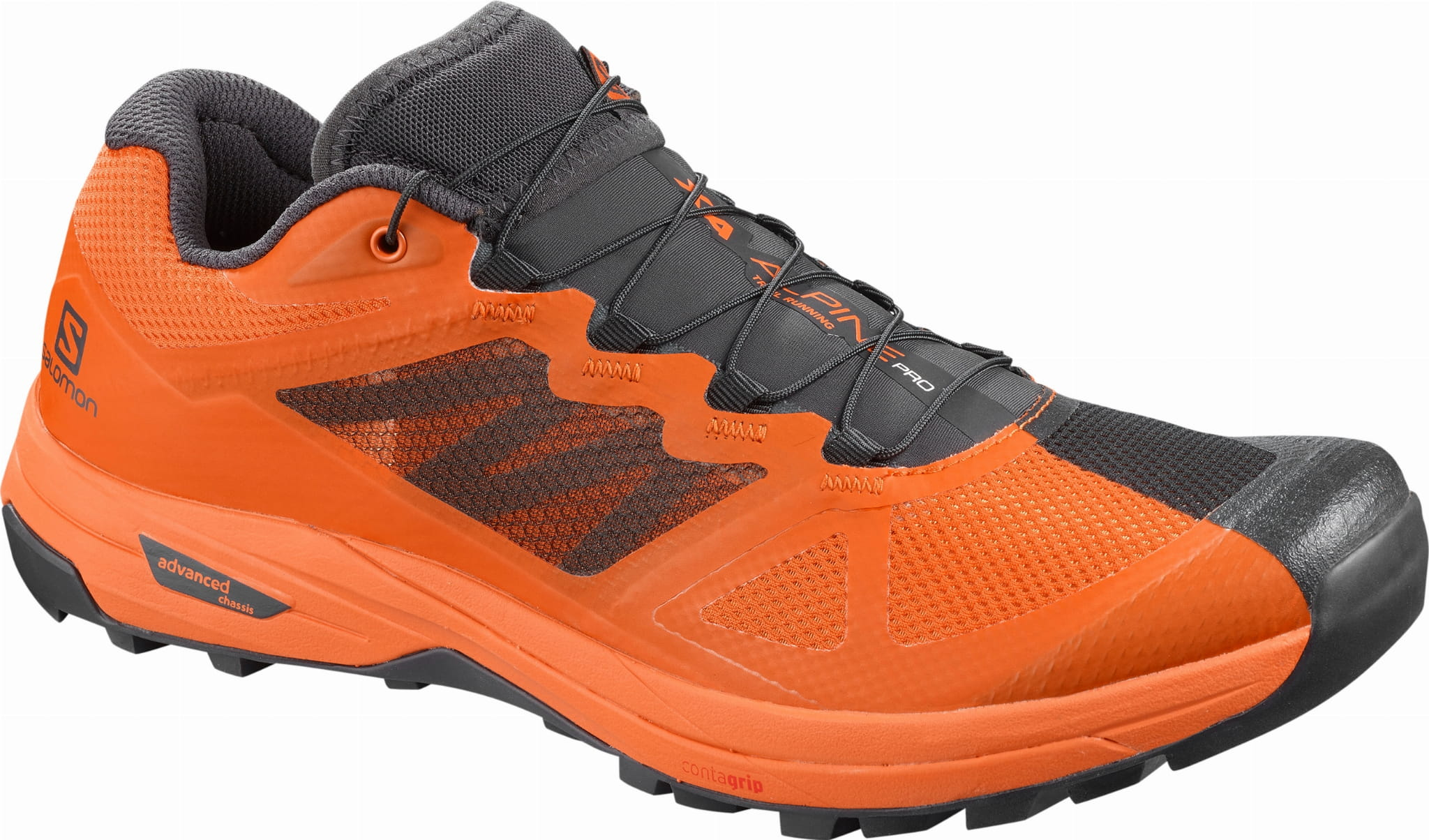Buty Salomon X Alpine Pro Orange
