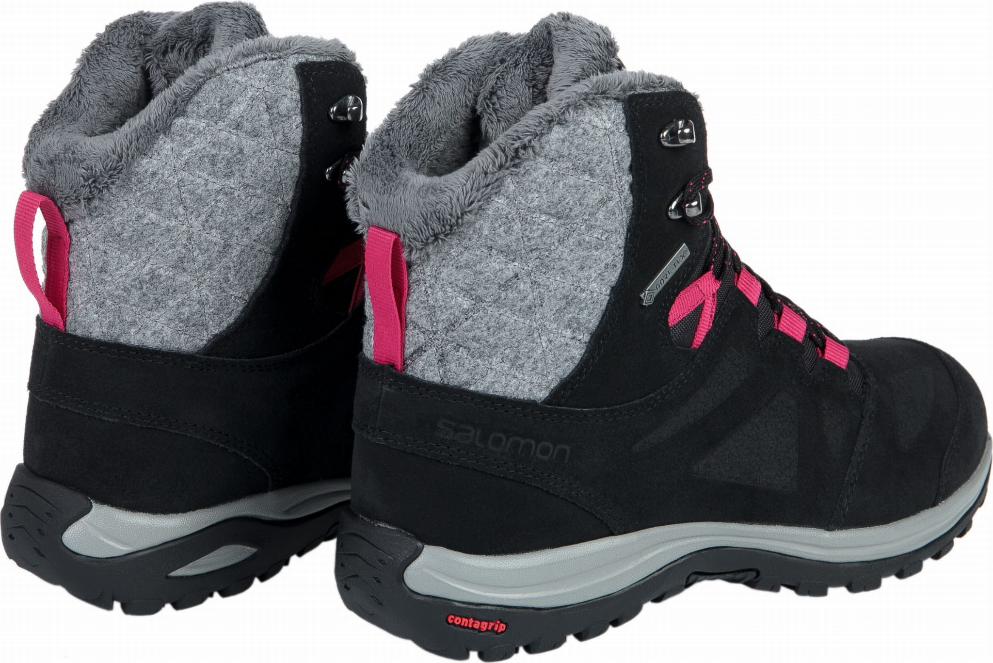 Buty Salomon Ellipse Winter GTX Black 404699