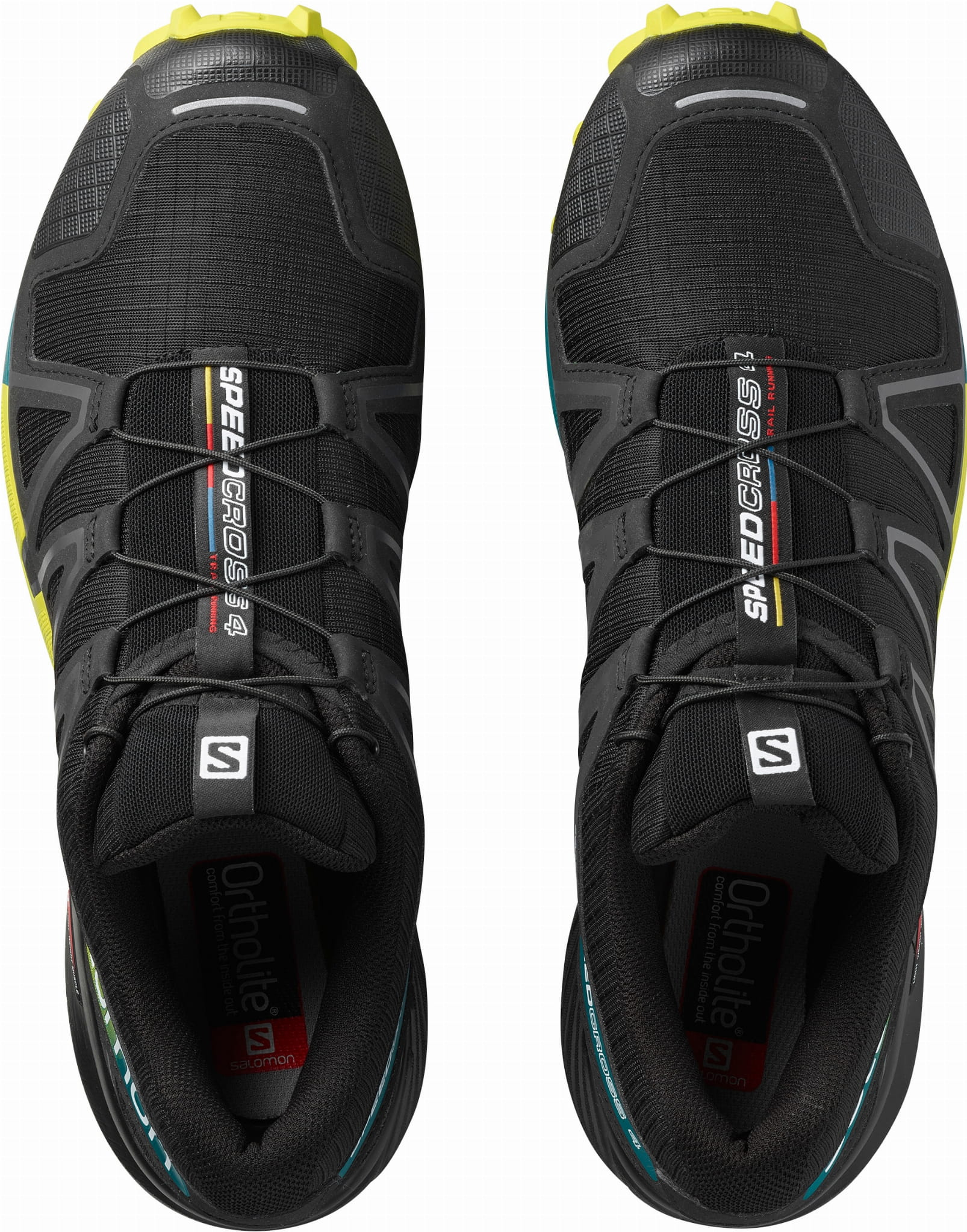 BUTY MĘSKIE SALOMON SPEEDCROSS 4 M 392398 EVERGLAD