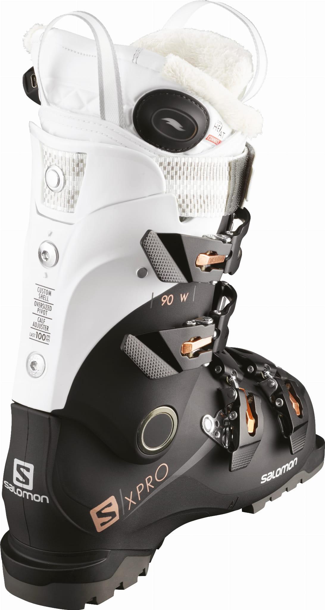 Buty Salomon X Pro 90 W Custom Heat Connect 2019