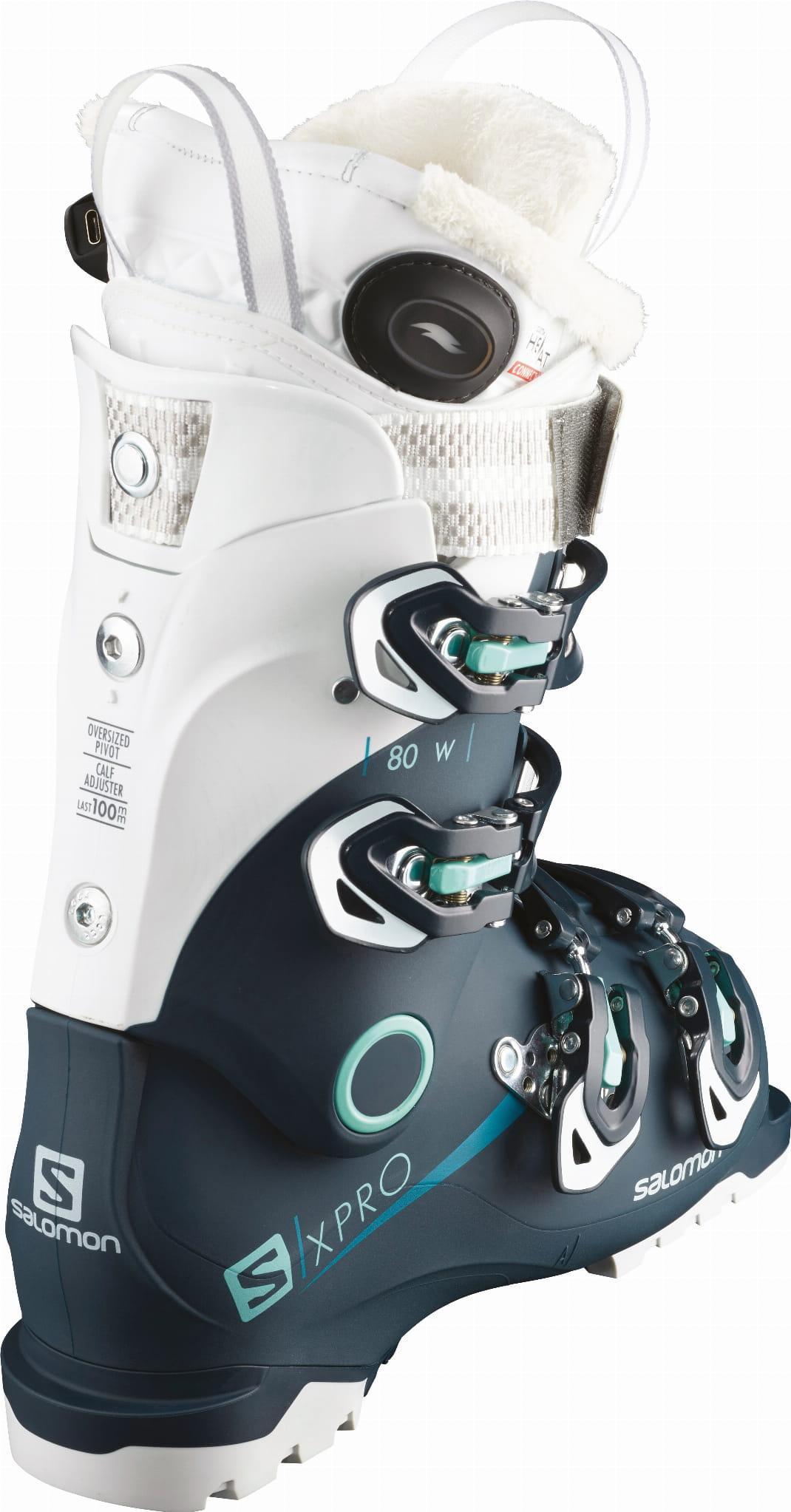 Buty Salomon X Pro 80 W Custom Heat Connect 2019